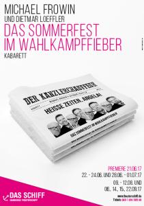 Heisse Zeiten, Angela! @ Berlin, Stachelschweine | Berlin | Berlin | Deutschland