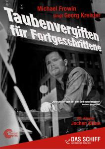 Taubenvergiften für Fortgeschrittene @ Hamburg, Theaterschiff | Hamburg | Hamburg | Deutschland