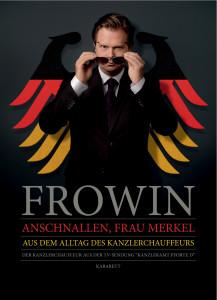 Anschnallen, Frau Merkel @ Berlin, Die Wühlmäuse | Berlin | Berlin | Germany