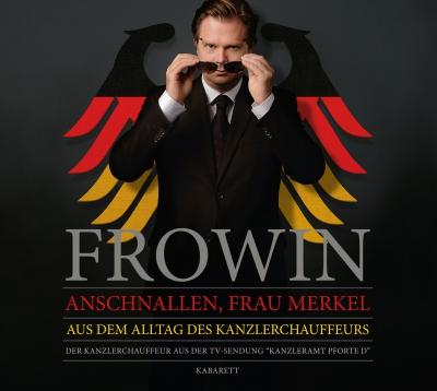 CD Cover Anschnallen Frau Merkel