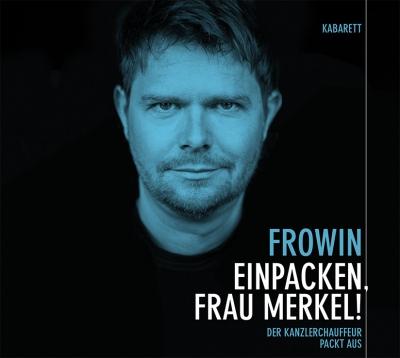 CD Cover Einpacken Frau Merkel