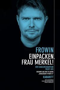 Einpacken, Frau Merkel (Ausschnitte) @ Dresden, Humorzone (MDR/Radio) | Dresden | Sachsen | Deutschland