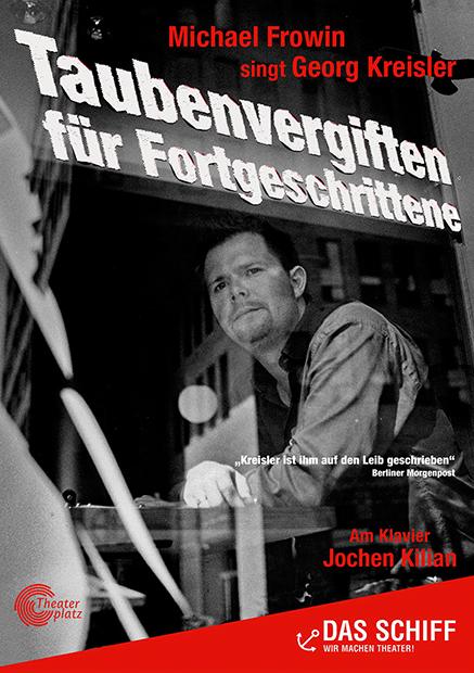 Poster Taubenvergiften
